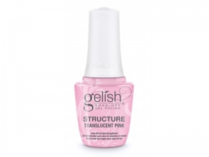 Harmony Structure Gel (Translucent Pink) – Struktūrželeja ar otiņu