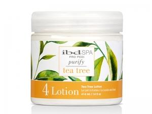 IBD SPA Purify Tea Tree Lotion – Attīrošs masāžas losjons kājām ar Tējas koka ekstraktu