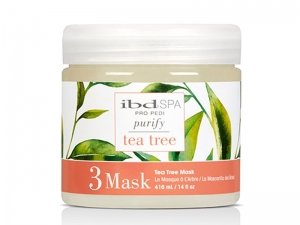 IBD SPA Purify Tea Tree Mask – Очищающая маска для ног с экстрактом Чайного дерева