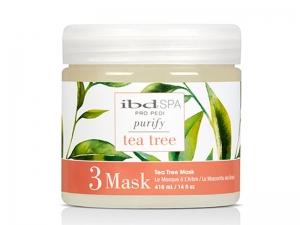 IBD SPA Purify Tea Tree Mask – Attīroša maska kājām ar Tējas koka ekstraktu
