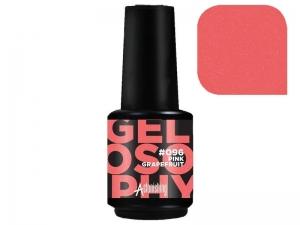 Gelosophy UV/LED gēla laka – #096 Pink Grapefruit