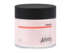 Astonishing Acrylic Powder (Cover) – Akrila pūderis (silti-rozā)