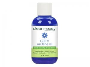 Clean+Easy Azulene – Успокаивающие масло (после ваксации)