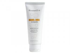 Biosmetics Hand & Nail Cream – Intensīvi mitirnošs, dziedējošs roku krēms