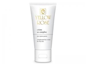Yellow Rose Crème au Camphre – Крем с камфорой для проблемной и жирной кожи