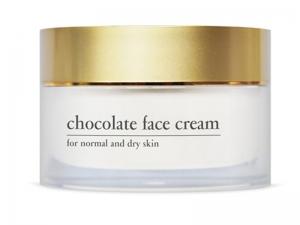Yellow Rose Chocolate Face Cream – Шоколадный крем для сухой кожи с натуральным какао