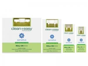 Clean+Easy Sensitive Wax Refill – Жидкий воск в катриджах (для чувствительной кожи)
