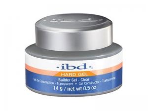 IBD Builder Gel (Clear) – Caurspīdīgs būvējošs gēls