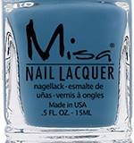 """Misa лак для ногтей """"Bippity Boppity Blue"""" #355"""