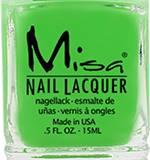 """Misa лак для ногтей """"I'll Have A Margarita, Por Favor"""" #357"""