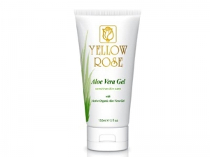 Yellow Rose Aloe Vera Gel – Увлажняющая гель-маска с алоэ для лица и тела