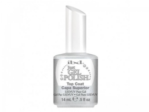 IBD Just Gel Top Coat Верхнее покрытие #56502