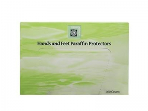 Clean & Easy Hands and Feet Paraffin Protectors – Plēves parafīna procedūrām