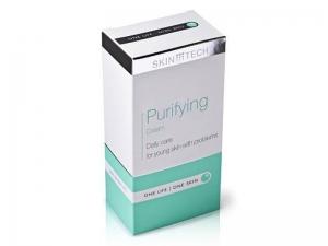 Skin Tech Purifying Cream – Attīrošs krēms taukainai, problemātiskai ādai