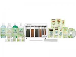 Clean+Easy Waxing Spa Full Service Kit – Стартовый комплект с Жидким воском + Нагреватель