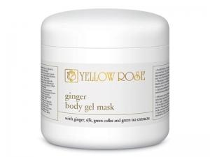 Yellow Rose Ginger Body Gel Mask – Гель-маска для тела с золотом и имбирем