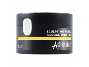 Astonishing Sculpting Gel(Global White) – Modelējošs gēls (balts)