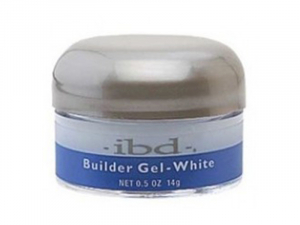 IBD Builder Gel (White) – Белый конструирующий гель