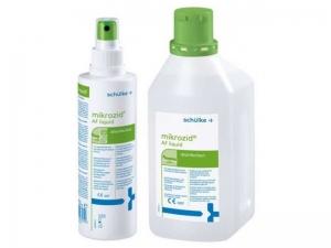 Mikrozid – Spirtu saturošs līdzeklis ātrai un efektīvai virsmu tīrīšanai un dezinfekcijai