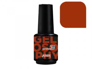 Gelosophy UV/LED гель-лак – #2114 Miss Independent