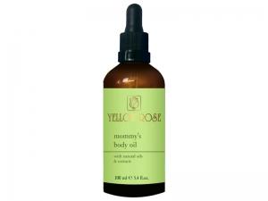 Yellow Rose Mommy's Body Oil – Масло для тела для будущих мамочек