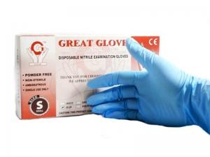 GreatGlove Нитриловые перчатки (без пудры)