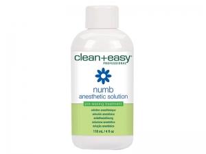 Clean & Easy Numbing Antiseptic – Antiseptisks, sāpju mazinošs losjons pirms vaksācijas