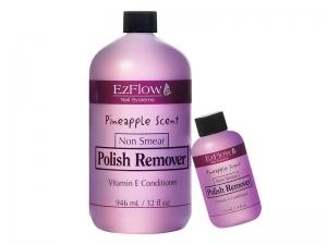 EzFlow Remover Polish Pinapple – Nagu lakas noņēmejs ar ananāsu smaržu