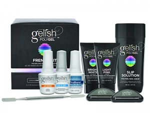 Gelish Polygel French Kit – Polygel Френч-набор