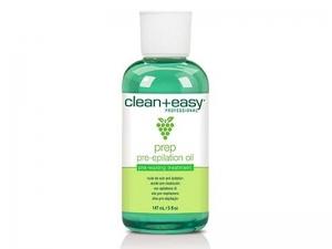 Clean+Easy Prep Oil – Успокаивающие масло для кожи