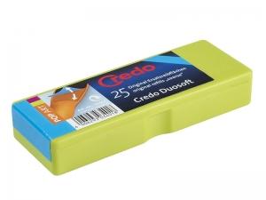 Credo DUO-Soft Refills (coarse) – Rupjās pēdu vīles uzlīmes 1 gab.