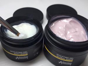 Astonishing Sculpting Gel (Soft Cover Blend) – Modelējošs gēls (maiga kamuflāža)