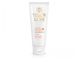 Yellow Rose Sun Care Cream SPF 30 – Saules aizsargkrēms sejai un ķermenim