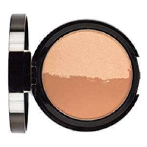 Bodyography Every Finish DUO Bronzer and Highlighter #Sunsculpt – Bronzeris un izgaismotājs