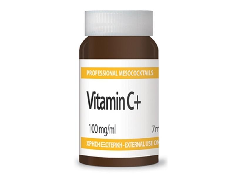 Yellow Rose Vitamin C – Aktīvs vitamīnu serums bezinjekciju mezoterapijai